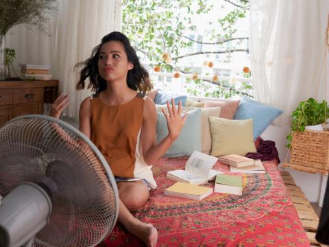 Как справиться с жарой